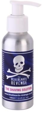 The Bluebeards Revenge Shaving Creams espuma cremosa de afeitar