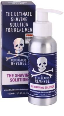 The Bluebeards Revenge Shaving Creams cremiger Rasierschaum 1
