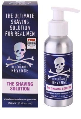 The Bluebeards Revenge Shaving Creams cremiger Rasierschaum 2