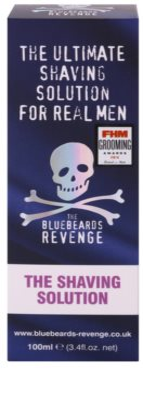 The Bluebeards Revenge Shaving Creams cremiger Rasierschaum 3