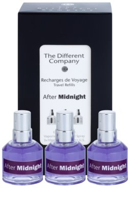 The Different Company After Midnight eau de toilette unisex  (3x utántöltő szórófejjel) 1