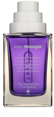 The Different Company After Midnight toaletní voda tester unisex  plnitelný
