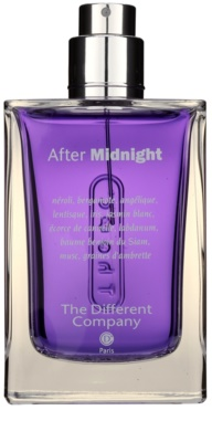 The Different Company After Midnight toaletní voda tester unisex  plnitelný 1