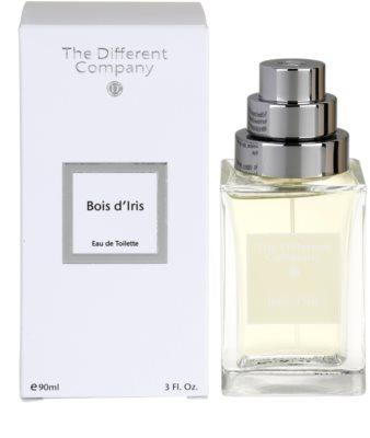 The Different Company Bois d´Iris Eau de Toilette pentru femei  reincarcabil