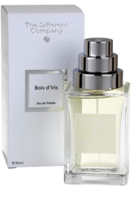 The Different Company Bois d´Iris eau de toilette para mujer  recargable 1