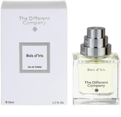 The Different Company Bois d´Iris Eau de Toilette pentru femei