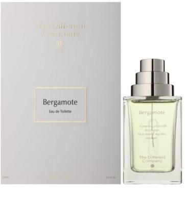 The Different Company Bergamote Eau de Toilette für Damen  Nachfüllbar