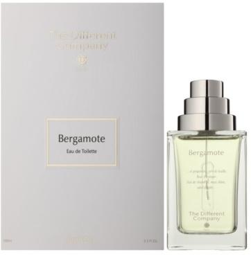 The Different Company Bergamote Eau de Toilette pentru femei  reincarcabil