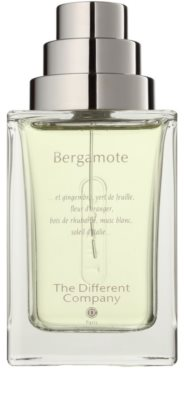 The Different Company Bergamote Eau de Toilette für Damen  Nachfüllbar 2