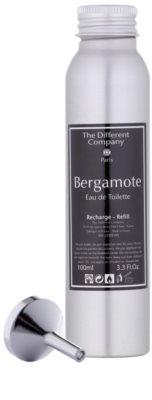 The Different Company Bergamote Eau de Toilette für Damen  Ersatzfüllung