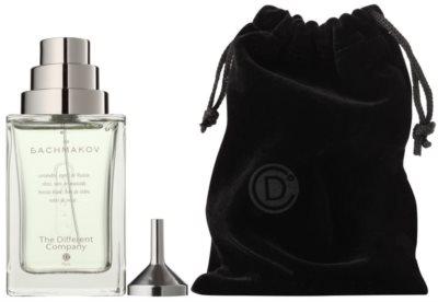 The Different Company De Bachmakov Eau de Parfum unisex  Nachfüllbar 4