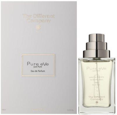 The Different Company Pure eVe eau de parfum para mujer  recargable