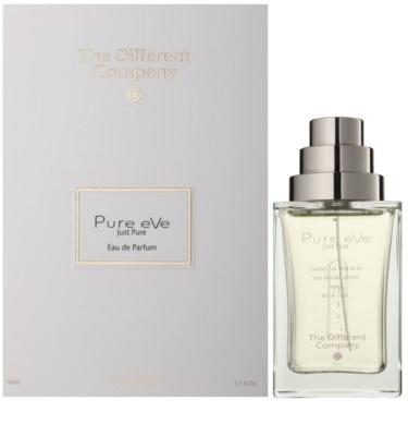 The Different Company Pure eVe Eau de Parfum para mulheres  recarregável