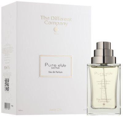 The Different Company Pure eVe parfumska voda za ženske  polnilna 1