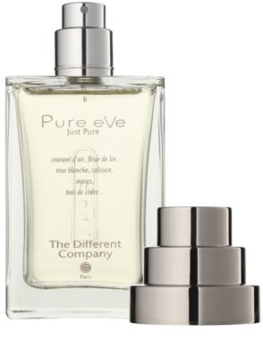 The Different Company Pure eVe parfumska voda za ženske  polnilna 3