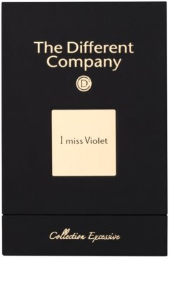 The Different Company I Miss Violet Eau de Parfum unisex 4