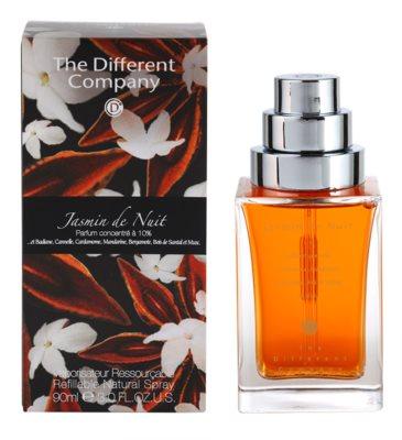The Different Company Jasmin de Nuit eau de parfum nőknek  utántölthető