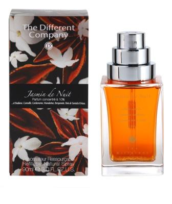 The Different Company Jasmin de Nuit Eau de Parfum para mulheres  recarregável
