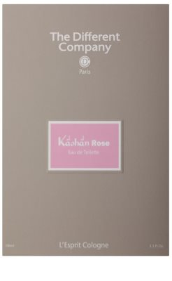 The Different Company L'Esprit Cologne Kâshân Rose Eau de Toilette pentru femei  reincarcabil 5