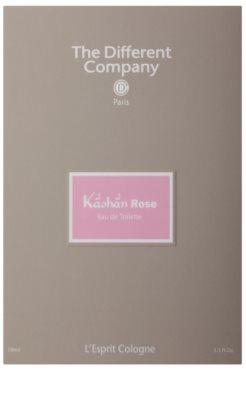 The Different Company L'Esprit Cologne Kâshân Rose eau de toilette para mujer  recargable 5