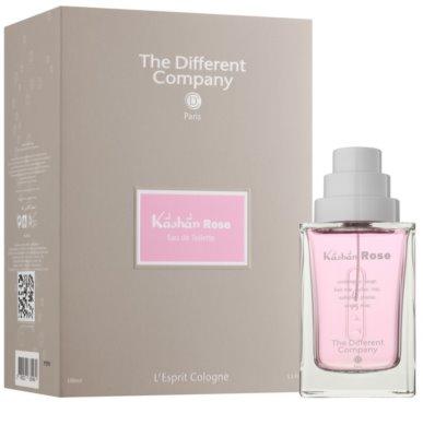 The Different Company L'Esprit Cologne Kâshân Rose eau de toilette para mujer  recargable 1