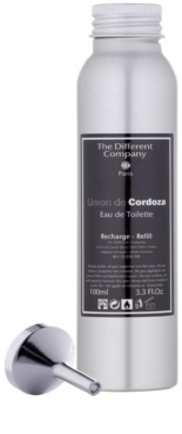 The Different Company Limon De Cordoza Eau de Toilette unissexo  recarga