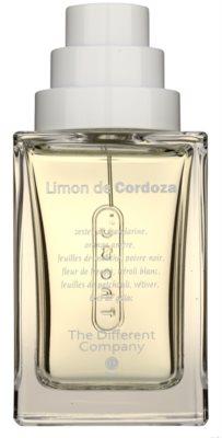 The Different Company Limon De Cordoza eau de toilette teszter unisex  utántölthető