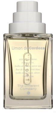 The Different Company Limon De Cordoza toaletní voda tester unisex  plnitelný