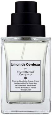 The Different Company Limon De Cordoza toaletní voda tester unisex 1