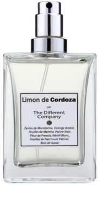 The Different Company Limon De Cordoza toaletní voda tester unisex