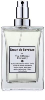 The Different Company Limon De Cordoza туалетна вода тестер унісекс