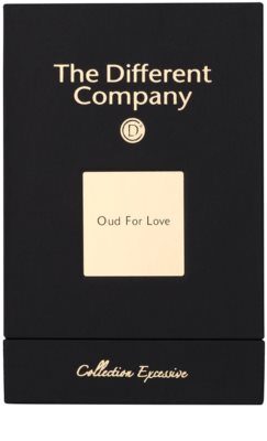 The Different Company Oud For Love Eau de Parfum unissexo 4