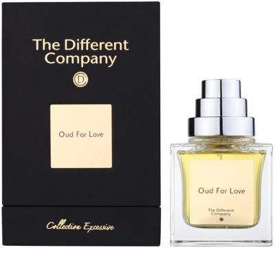 The Different Company Oud For Love Eau de Parfum unissexo