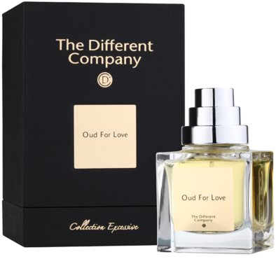 The Different Company Oud For Love Eau de Parfum unissexo 1