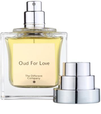 The Different Company Oud For Love Eau de Parfum unissexo 3