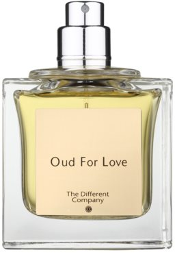 The Different Company Oud For Love eau de parfum teszter unisex