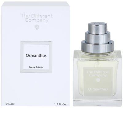 The Different Company Osmanthus eau de toilette nőknek