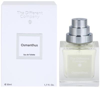 The Different Company Osmanthus Eau de Toilette para mulheres