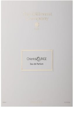 The Different Company Oriental Lounge eau de parfum unisex  recargable 5