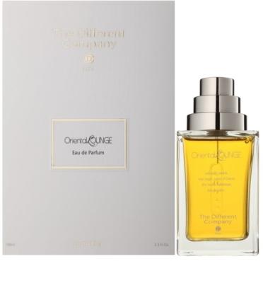 The Different Company Oriental Lounge parfémovaná voda unisex  plniteľná