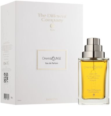 The Different Company Oriental Lounge eau de parfum unisex  recargable 1