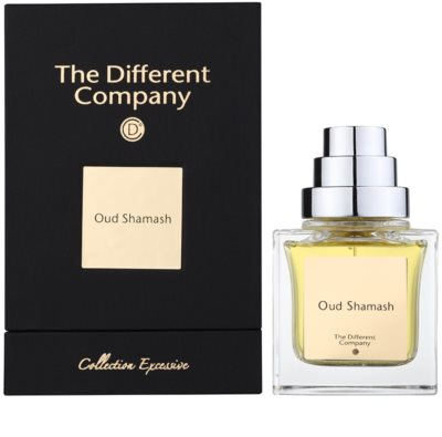 The Different Company Oud Shamash eau de parfum unisex