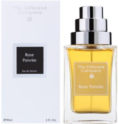 The Different Company Rose Poivree Eau de Parfum for Women  Refillable