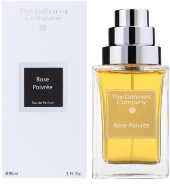 The Different Company Rose Poivree Eau de Parfum para mulheres  recarregável