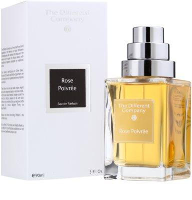 The Different Company Rose Poivree eau de parfum nőknek  utántölthető 1