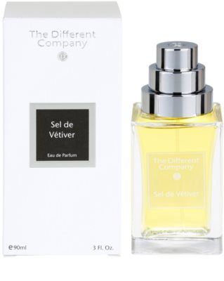 The Different Company Sel de Vetiver парфюмна вода унисекс