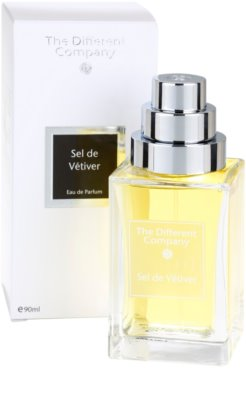 The Different Company Sel de Vetiver eau de parfum unisex 1
