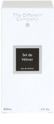 The Different Company Sel de Vetiver eau de parfum unisex 4
