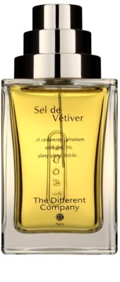 The Different Company Sel de Vetiver eau de parfum teszter unisex