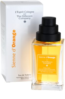 The Different Company Sienne d´Orange woda toaletowa unisex 1